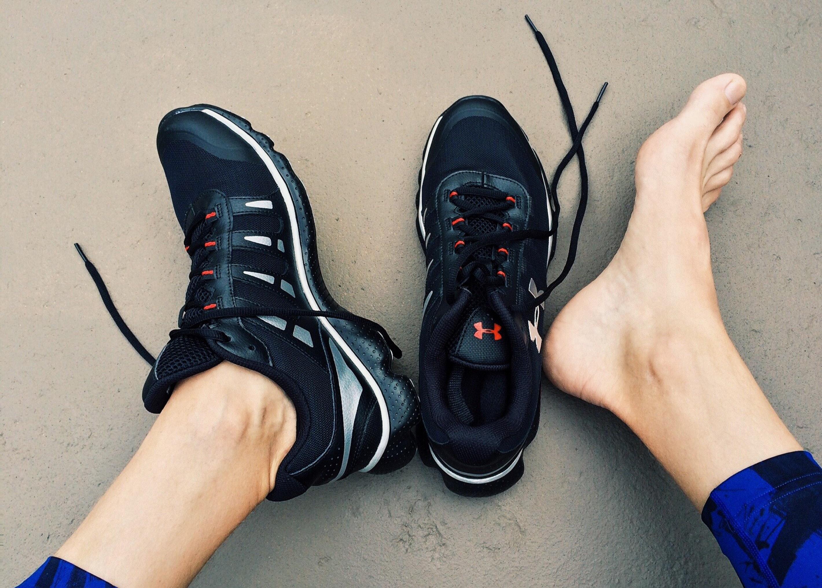 Não basta correr: é preciso olhar pelos seus pés